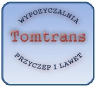Tomtrans - wypożyczalnia przyczep i lawet